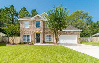 Gulfport Single Family Home For Sale: 18089 Cypress Ct