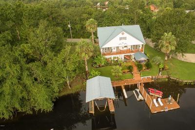 Biloxi Single Family Home For Sale: 4502 Audubon Trl