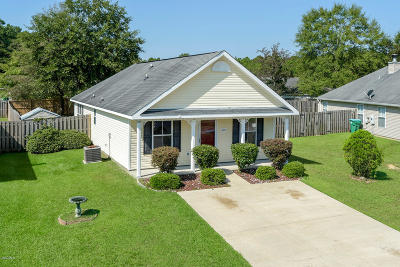Gulfport Single Family Home For Sale: 13475 Addison Ave