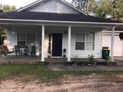 Gulfport Single Family Home For Sale: 11618 Oaklane Dr