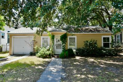 Gulfport Single Family Home For Sale: 1805 19th Ave