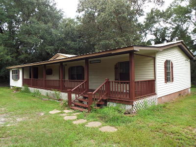 Gulfport Single Family Home For Sale: 20082 Morgan Lane Rd