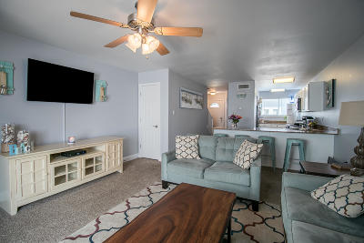 Biloxi Condo/Townhouse For Sale: 1664 Beach Blvd #94