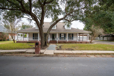 Long Beach Single Family Home For Sale: 5005 Live Oak Dr