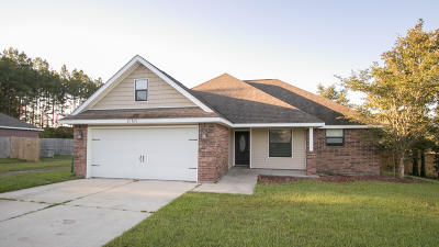 Saucier Single Family Home For Sale: 21691 Clear Ridge Ln