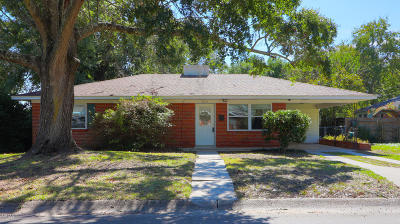 Gulfport Single Family Home For Sale: 2212 Collins Blvd