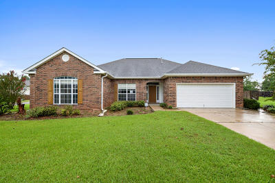 Gulfport Single Family Home For Sale: 14410 Autumn Chase