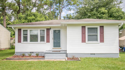 Gulfport Single Family Home For Sale: 212 41st St