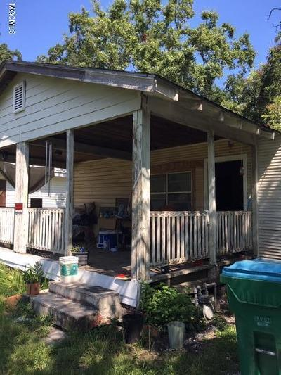 Gulfport Single Family Home For Sale: 4218 9th St