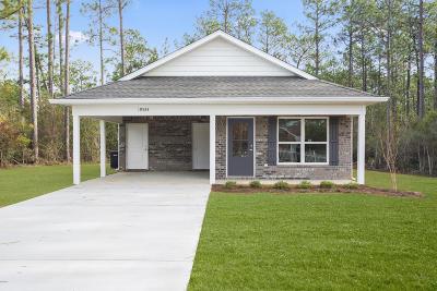 Gulfport Single Family Home For Sale: 13696 Lawton Ln