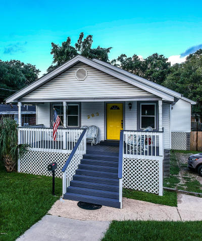 Biloxi Single Family Home For Sale: 283 Porter Ave