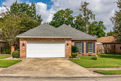 Gulfport Single Family Home For Sale: 2622 Broadwater Dr