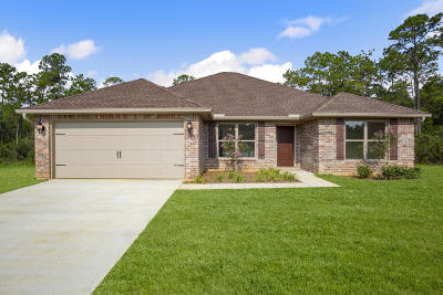 Gulfport Single Family Home For Sale: 14911 Camp Ln