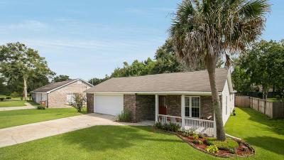 Biloxi Single Family Home For Sale: 6224 Kimbrough Blvd