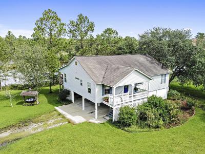 Ocean Springs Single Family Home For Sale: 7116 Ocean Springs Rd