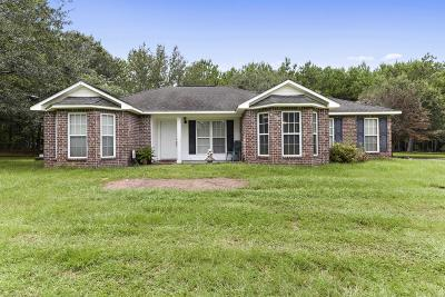Gulfport Single Family Home For Sale: 15317 Walter Smith Rd