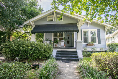 Gulfport Single Family Home For Sale: 3709 11th St