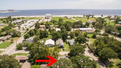 Gulfport Single Family Home For Sale: 4314 Lewis St