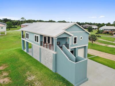 Pass Christian Single Family Home For Sale: 160 Kittiwake Dr