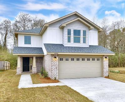 Gulfport Single Family Home For Sale: 17 Roundhill Dr