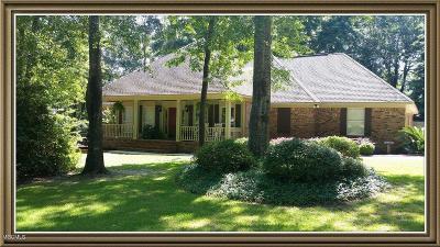 Saucier Single Family Home For Sale: 18421 Dogwood Ln