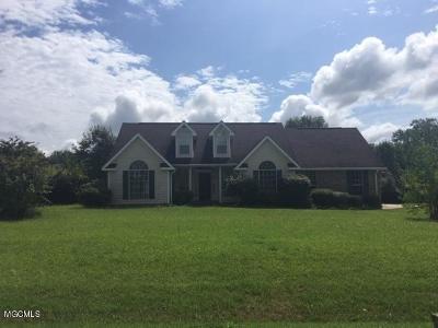 Saucier Single Family Home For Sale: 18372 Sky Ln