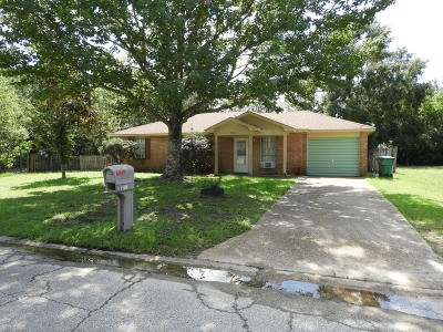 Gulfport Single Family Home For Sale: 2700 Samuel St