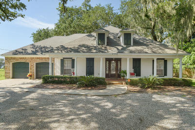 Ocean Springs Single Family Home For Sale: 406 Wulff Dr