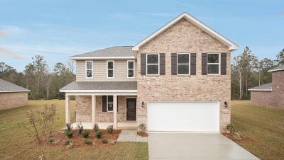Gulfport Single Family Home For Sale: 10584 Sweet Bay Dr