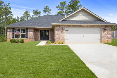 Gulfport Single Family Home For Sale: 14921 Camp Ln