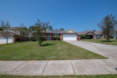 Gulfport Single Family Home For Sale: 11990 Summerhaven Cir