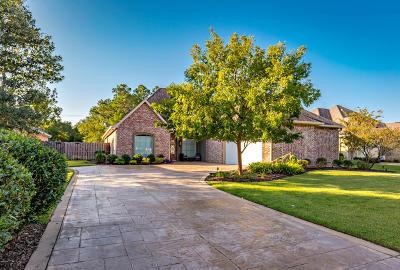 Ocean Springs Single Family Home For Sale: 9320 Alcove Ln