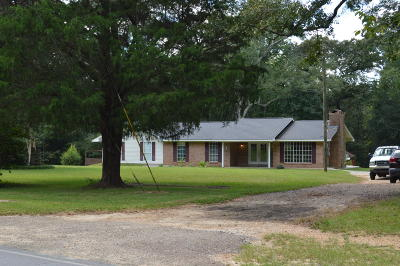 Saucier Single Family Home For Sale: 26133 Airey Tower Rd