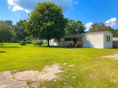 Saucier Single Family Home For Sale: 22110 McGhee Dr