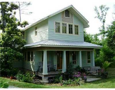 Ocean Springs Single Family Home For Sale: 4 Mimosa Cv