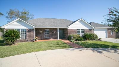 Saucier Single Family Home For Sale: 21947 Woodside Dr