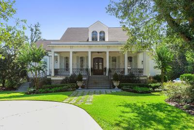 Ocean Springs Single Family Home For Sale: 604 Rue Dauphine