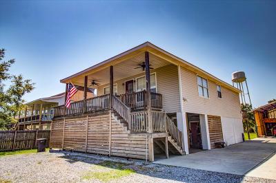 Bay St. Louis Single Family Home For Sale: 3113 Washington St