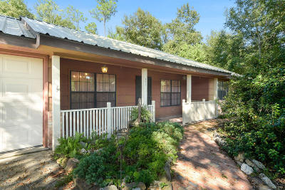 Bay St. Louis Single Family Home For Sale: 511 Vine Cir