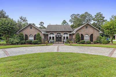 Ocean Springs Single Family Home For Sale: 13613 Paraiso Rd