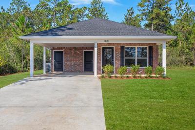 Saucier Single Family Home For Sale: 18495 W Riverline Dr