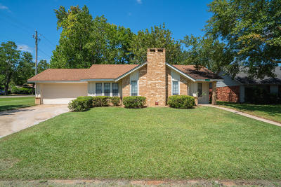 Gulfport MS Single Family Home For Sale: $132,900