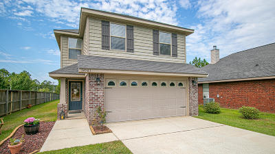 Gulfport MS Single Family Home For Sale: $199,900