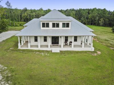 Saucier Single Family Home For Sale: 22209 Red Fox Run
