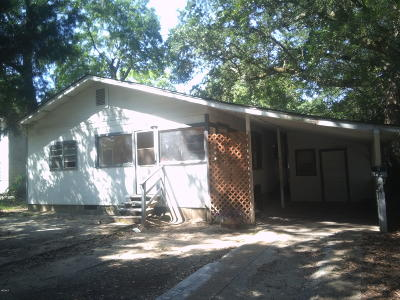 Gulfport MS Multi Family Home For Sale: $65,000