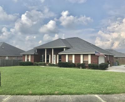 Gulfport MS Single Family Home For Sale: $205,000