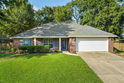 Gulfport MS Single Family Home For Sale: $176,000