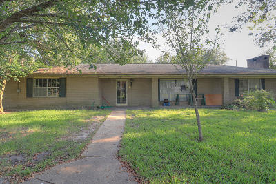 Gulfport MS Single Family Home For Sale: $124,900