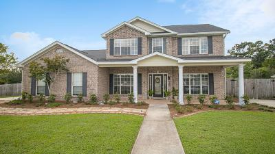 Gulfport MS Single Family Home For Sale: $244,900