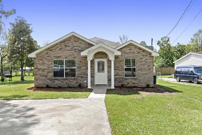 Gulfport MS Single Family Home For Sale: $99,900